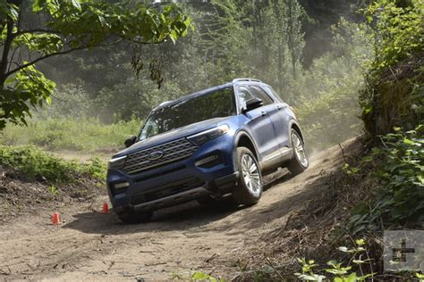 ford explorer  drive review dont judge  book