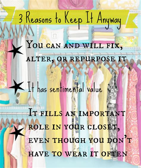 how to clean out your closet without regrets s