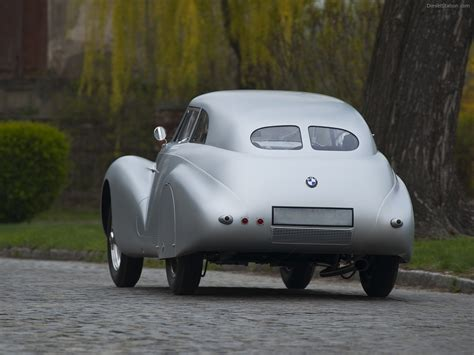 Bmw 328 Kamm Coupe 1940 Mille Miglia Exotic Car Photo