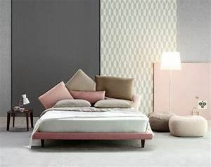 Des Couleurs Pastel : id es chambre coucher design en 54 images sur ~ Voncanada.com Idées de Décoration