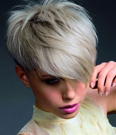 edgy short hairstyles hairstyles for women