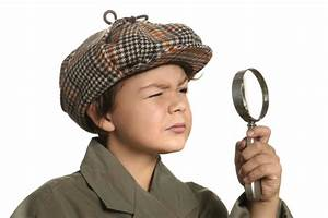 Kindergeburtstag Detektiv Kinderspiele Welt de