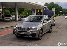 2014 BMW X5 M50d RealLife Fuel Consumption 105 l100 km