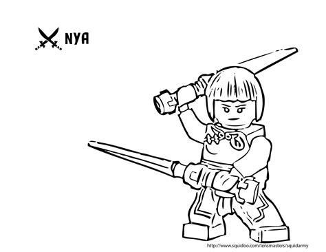 coloriage ninjago les beaux dessins de dessin anime  imprimer  colorier page