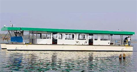 Boat Service From Vaikom by Solar Powered Boat Service To Begin In Kerala On January