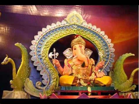 home ganpati decoration easy picuture ideas