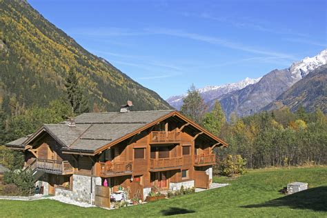 chamonix chalet travel