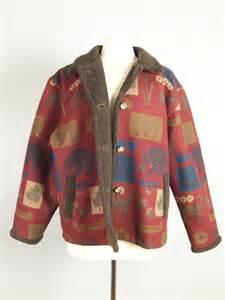 Pendleton Indian Blanket Coats