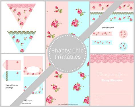 free shabby chic printables free shabby chic printables baby shower ideas themes
