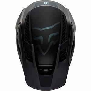 Fox Rampage Pro Carbon 2019 Helm Fluid Inside Beast Iced