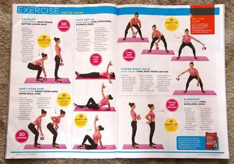 kettlebells insanity workout kettlebell fitness november issue