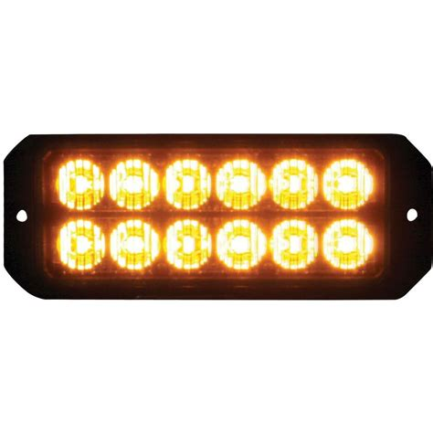 small strobe lights for sale buyers products company 12 amber led 5 in mini strobe
