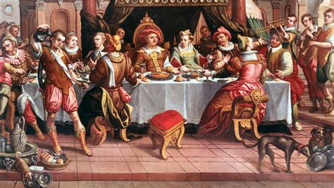 culture le magazine culturel de l universit 233 de li 232 ge reconstitution d un banquet renaissant