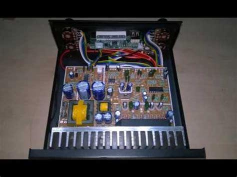 Stk Car Stereo Amplifier Assembling Youtube