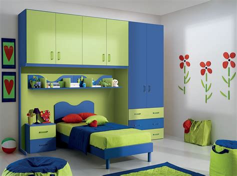 Modern Italian Kids Bedroom Composition VV G065 Kids