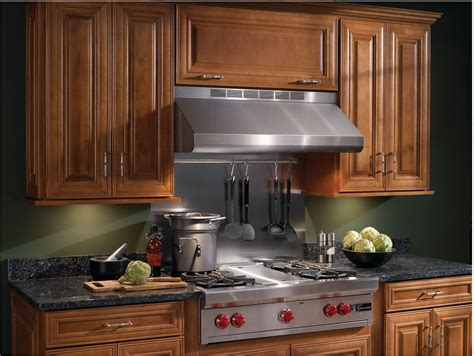 Broan E6430ss Pro-style Under-cabinet Canopy Range Hood