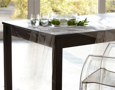 nappe pour table carree nappe transparente pour table carree 170x170