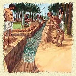 Alte Ägypten Bewässerung ~ Ägypten König