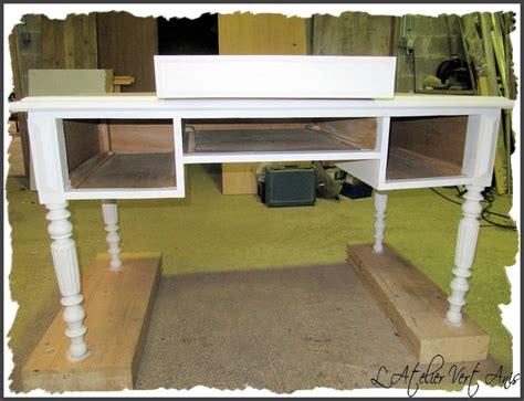 le de bureau vert anis le bureau de grand père 2ème partie l 39 atelier vert anis