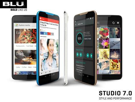 studio phones studio 7 0 launched as quot the world s 7 inch