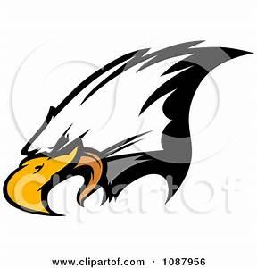 Eagle Face Clipart