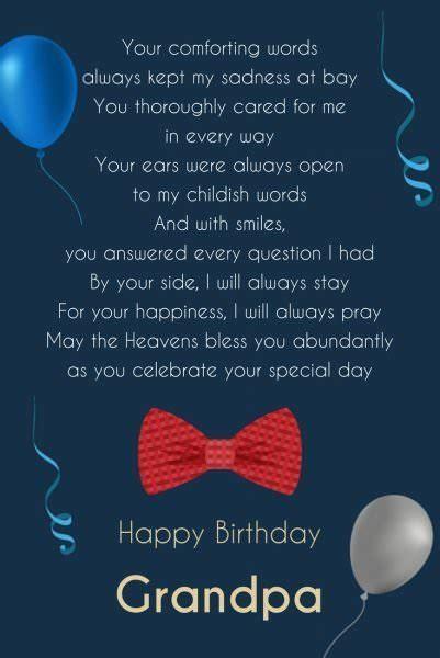 birthday poems  grandma grandpa