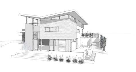 Modernes Haus Zeichnung by Modern Home Architecture Sketches Design Ideas 13435