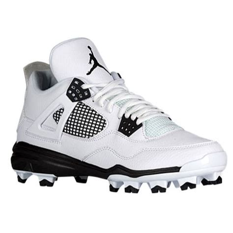 air jordan retro iv mcs cleats kicksologistscom