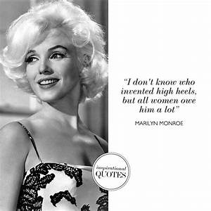 Marilyn Monroe Body Quotes. QuotesGram