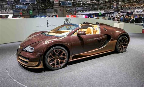 2015 Bugatti Veyron Rembrandt Legends Edition by 8 Fakt 243 W Na Temat Bugatti Veyron Motoryzacyjny