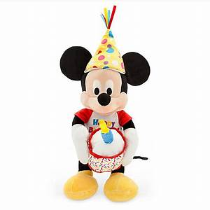 Happy Birthday Mickey Mouse : mickey mouse happy birthday musical medium soft toy ~ A.2002-acura-tl-radio.info Haus und Dekorationen