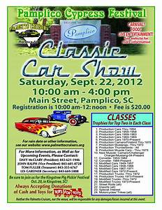 Town of Pamplico - Classic Car Show