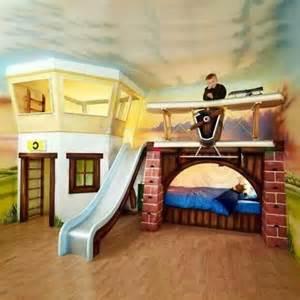 kinderzimmer vorhänge die besten 10 ideen zu hochbett mit rutsche auf rutsche für hochbett kinderbett mit