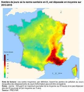 Carte Pollution Air : 8 la pollution de l air en france ~ Medecine-chirurgie-esthetiques.com Avis de Voitures