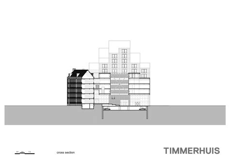 gallery of timmerhuis oma 34