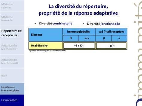 de la r 233 ponse adaptative 224 la m 233 moire immunologique et 224