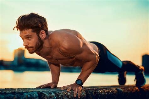comment se muscler en faisant des pompes musculation
