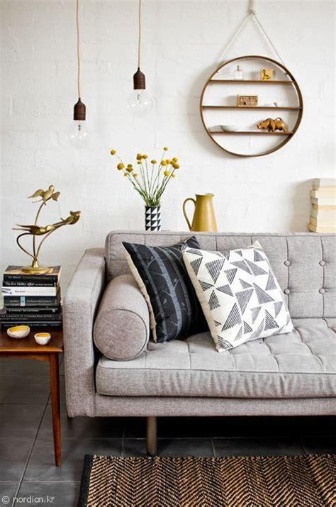 coussin decoration canapé 10 idées originales pour valoriser sa déco vintage avec de