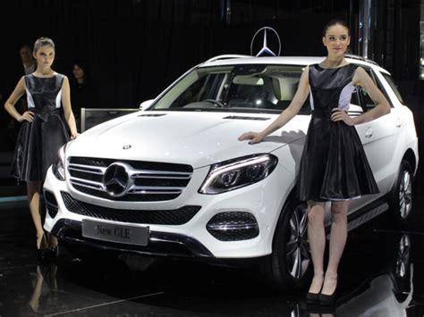 mercedes benz gle meluncur  indonesia mobil