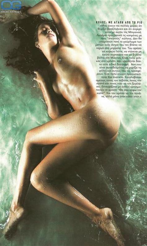 Nackt Brenner  Amber Dixon 'Black Lightning'