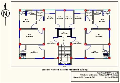 Plan buildings using autocad, 3d studio max, solidworks by