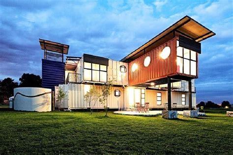 Construction D'une Maison Container, Les Avantages