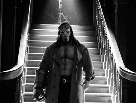 New Image Of David Harbour's Hellboy, 2019 Release Date Set