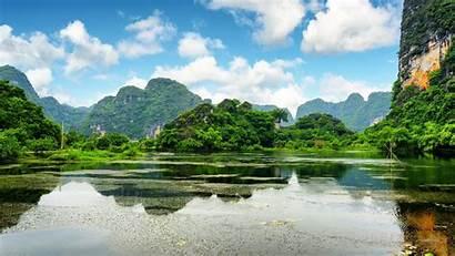 Vietnam Wallpapers Ninh National Park Phuong Nature