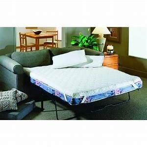 comfort cloud sofa bed mattress pad queen With comfort cloud sleeper sofa bed mattress pad