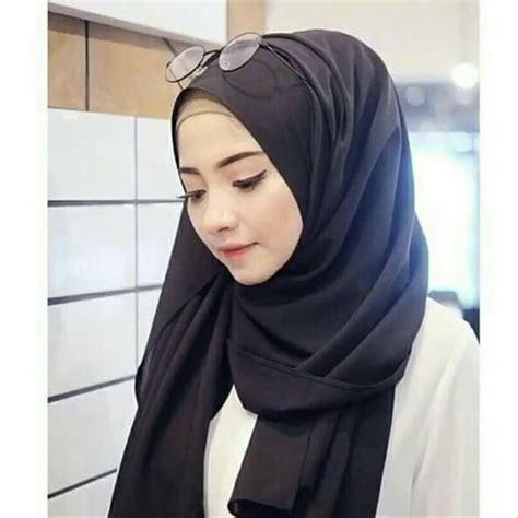 jual jilbab kerudung pashmina diamond hijab pasmina diamond italiano  lapak mellaambar