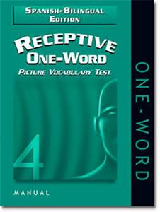 - Receptive One-Word Picture Vocabulary Test (ROWPVT 4 ...