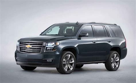 2020 Chevrolet Tahoe Redesign by 2020 Chevy Tahoe Ltz Redesign Changes Release Date