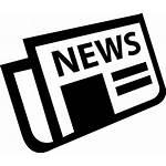 Icon Newspapers Svg Onlinewebfonts International