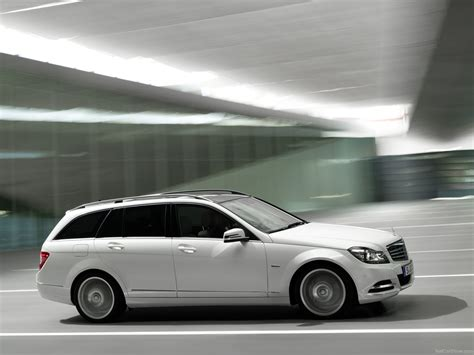 Mercedes C Class Estate Picture by Mercedes C Class Estate Picture 38 Of 137 Side My